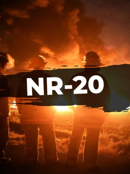 NR20 – Inflamáveis e Combustíveis