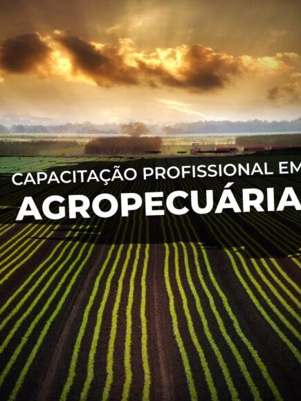 Capacitação Profissional Agropecuária