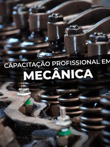 Capacitação Profissional em Mecânica