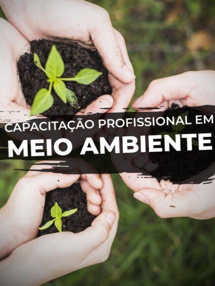 Capacitação Profissional em Meio Ambiente