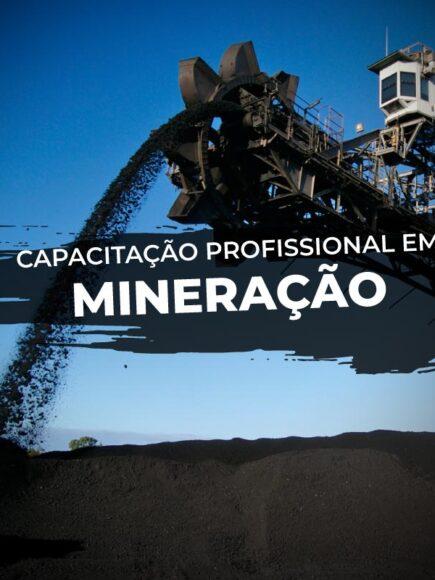 Capacitação Profissional em Mineração
