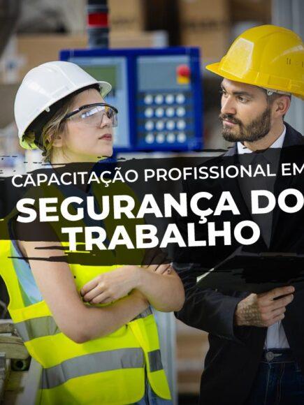 Capacitação Profissional em Segurança no Trabalho