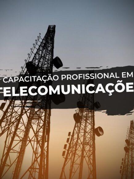 Capacitação Intensiva em Telecomunicações